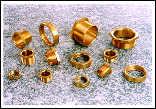 Brass Component Brass Precision Component Brass Machined Component Brass Turned Component Brass pressed Component